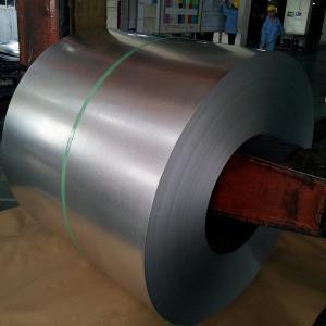 China EN10147 AZ Cold Rolled Galvalume Steel Coil Chromium Free Passivation wholesale