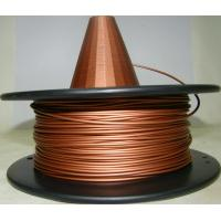 China Metal Copper Filament 1.75 3.0mm Metal 3d Printing Filament Natural Copper Filament wholesale