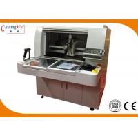 Quality PCB Depanelizer PCB Router Machine with Smart Software Gerber Imported Function for sale