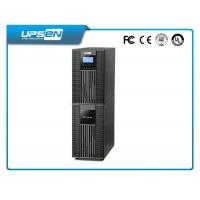 China Single Phase Double Conversion Online UPS With Pure Sine Wave Output And Long Backup Time wholesale