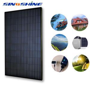 China Price per watt polycrystalline silicon pv solar panel cells nice shape wholesale