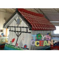 China Commerial Inflatable Bounce House Inflatable Jumping Castle For Rent wholesale