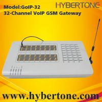 China 32 channels Quad band GoIP GSM Gateway GoIP-32 on sale