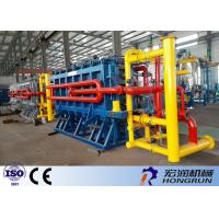 China Adjustable Size Automatic Block Moulding Machine OEM / ODM Available wholesale