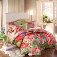 China Custom Color Home Bedding Comforter Sets With Matching Cushions And Curtains wholesale
