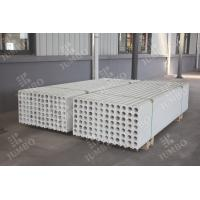 China  Hollow Core Lightweight Wall Panels for AAC Blocks , Waterproof / Fire Resistant  for sale