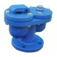 China 6 Inch DN150 Automatic Air Release Valve Assembly For Liquid / Water Air Relief Valve wholesale