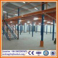 Wholesale Warehouse Storage New Customized Industrial Steel Platforms Mezzanines from china suppliers