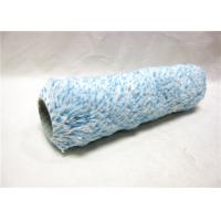China Multi Size Roller Paint Brush , Blue And White Wall Paint Brush Roller wholesale