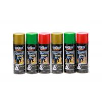 China Alcoholic Based Graffiti Art Colorful Spray Paint 400ml Liquid Coating State wholesale