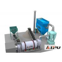 China Granular Material Flyash Industrial Drying Machinery , Easy To Install wholesale