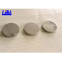 China Calendar Prime Coin Cell Lithium Button Batteries 240mAh High Capacity wholesale