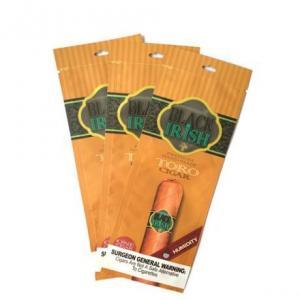 China cigar packaging, cigar packaging no zipper wholesale