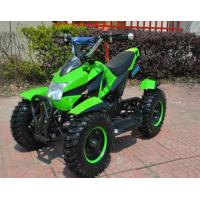 Quality 49cc ATV,2-stroke,air-cooled,single cylinder,gas:oil=25:1. Pull start+electric start for sale