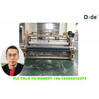 China 280cm Polyester Bedding Weaving Water Jet Loom Cam Motion Shedding Single Nozzle wholesale