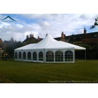 China Durable Long Life Span Heavy Duty Canopy Tents 18m*35m High Pressed wholesale