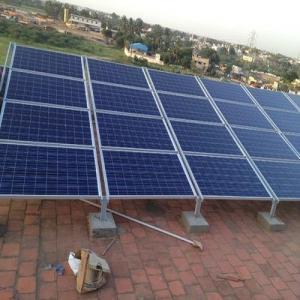 China 24 Volt Solar Panel System Off Grid Generator Pure Sine Wave Inverter Solar Power System wholesale