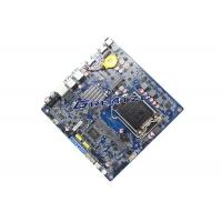 China Computer Industrial PC Motherboard , LGA1151 Mini ITX Mainboard With 4 COM , 7th Generation CPU wholesale