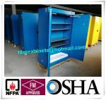 Flammable Liquid Storage Cabinet, fireproof safety storage cabinets, yellow cabinetst