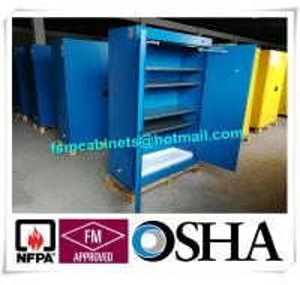 China Flammable Liquid Storage Cabinet, fireproof safety storage cabinets, yellow cabinetst wholesale