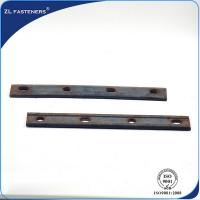China High Strength Railway Fish Plate Cast Iron Material With GB11265-89 Standard wholesale