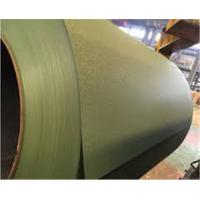 China Wrinkled Color Painted Galvanized Steel Coil 600mm - 1250mm Width For  no gloss architectural product wholesale