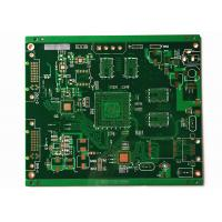 Buy cheap Green Soldermask White Silkscreen FR4 Multilayer PCB Decodes Board from wholesalers