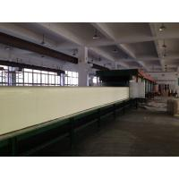 China High Rebound Polyurethane Foam Production Line With PLC Digital Touch Screen wholesale
