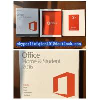 China MS Office 2013 Home Student (HS) , 2016 HS, office 2010 HS  Key Code ,PKC, Retail Box with DVD wholesale