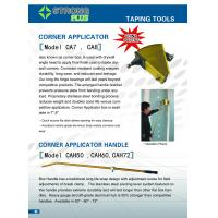 China Corner Applicator Handle Drywall Taping Finishing Tools wholesale
