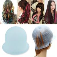 China Reusable Rubber Hair Dye Cap , Magicap Elite Highlighting Cap Comfortable wholesale