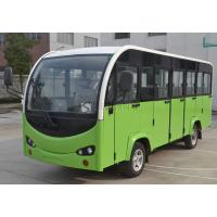 China Steel Frame Electric Sightseeing Bus Golf Cart Shuttle 30km/H Maximum Travel Speed wholesale