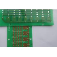 China Customized Green Copper Circuit Board Single Sided PCB Board Making wholesale