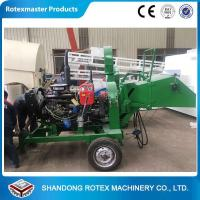China Professional High Speed Wood Garden Shredders And Chippers , CE Approved wholesale
