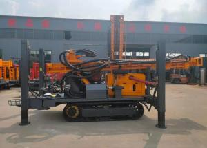 China Diesel Engine Customized 350meters Pneumatic Borewell Machine Water Well Drilling wholesale