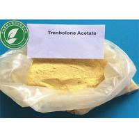 China Injectable Light Yellow Steroid Powder Parabolan For Body Building CAS 23454-33-3 wholesale