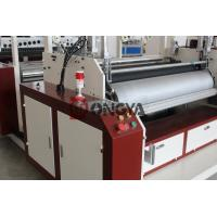 China High Speed Cling / Stretch Film Extruder Machine With Entire Frequency Conversion Control wholesale