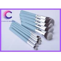 Quality Cleaning Luxury makeup brush sets , beauty cosmetics brush set for sale