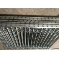 China Galvanized Steel Tubular Fence Sliding Electric Gates For Backyard wholesale