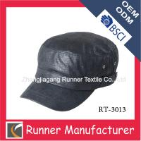 Buy cheap fashion audit custom promotional fashion army cap for sale from wholesalers