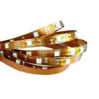 China Custom High TG Polyimide Flexible Printed Circuit Board , LED strips PCB Assembly wholesale