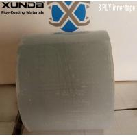 China Insulation Protective Waterproof Marine Tape Marine Sealing Tape With PE Backing wholesale