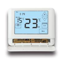 China 2W Digital Room Thermostat Temperature Controller Square Shaped wholesale