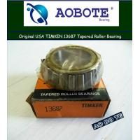 China Open Z3 Timken Taper Roller Bearings 13687 with Gcr15 Low Noise for Bicycle wholesale
