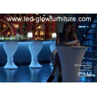 China IP65 Waterproof LED cocktail bar chair and table / stool for Oliver Queen verdant club wholesale