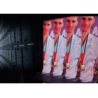 China P7.8 Clear Light Duty Foldable LED Display For Rental , Slim Design wholesale