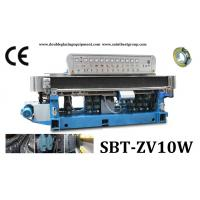 Wholesale 10 Spindles Glass straight-line edging machine,Glass straight-line edging machine,Glass Edging Machine from china suppliers