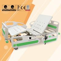 China high quality five functions electric medical patient hospital bed wholesale