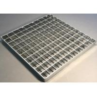 China Durable Heavy Duty Galvanized Trench Drain Grate For Concrete Wells ISO9001 Approval wholesale