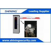 China High Performance Car Park Entry Systems , Access Control Barriers And Gates wholesale